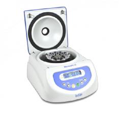 Mini-centrifuga de mare viteza: Microspin 12